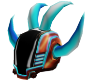 Horned Space Helm