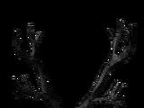 Black Iron Antlers