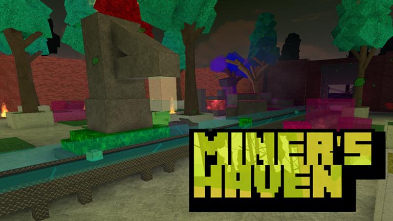 Miner's Haven | Roblox Wikia | FANDOM powered by Wikia