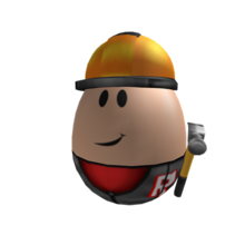 Builderman Egg