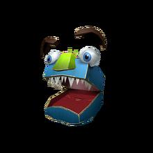 Monstrous Cardboard Helm