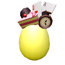 Wonderland Minor Egg