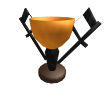 Halloween Paintball 2009 Trophy