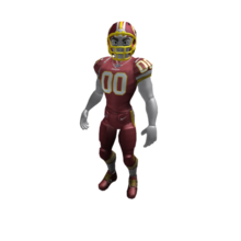 Washington Redskins Uniform