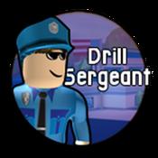 Drill Sergeant Badge