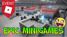 Epic Minigames Space Battle Event Thumbnail