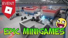 Epic Minigames Space Battle Event Thumbnail