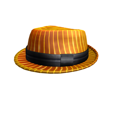 Firestripe Fedora Roblox Wikia Fandom Powered By Wikia