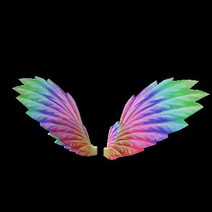 roblox rainbow wings code