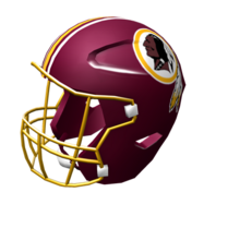 Washington Redskins Helmet
