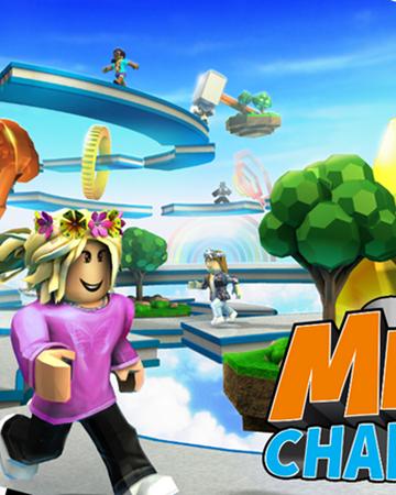 Mega Challenge Roblox Wikia Fandom