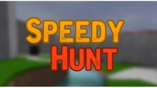 SpeedyHunt