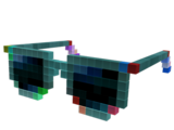 8-Bit Sunglasses
