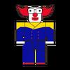Clowny totty