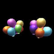 Balloon Pauldrons