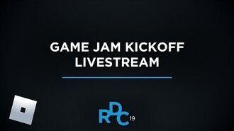 Game Jam Kickoff RDC 2019