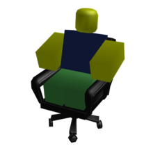 Chair Racing Intern