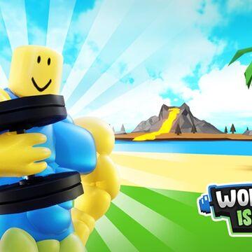Workout Island Roblox Wikia Fandom