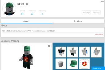 Username Roblox Wikia Fandom