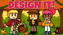 Design It 2017 Thankgiving Thumbnail