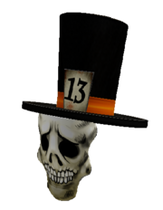 Friday the 13th Top Hat