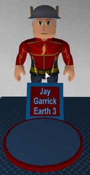 Jay Garrick Earth 3