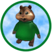 Theodore badge