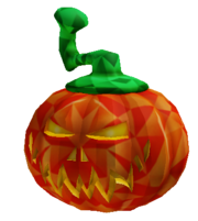 Sparkle Time Pumpkin
