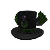Dr. Spooks Magic Top Hat
