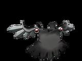 Black Dominus Palliolum