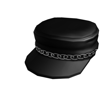 Roblox ghostface hat