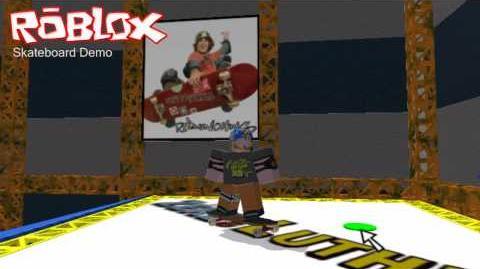 Disney XD Zeke and Luther Skatepark Demo