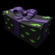 Opened Big BOOtiful Gift of Destiny