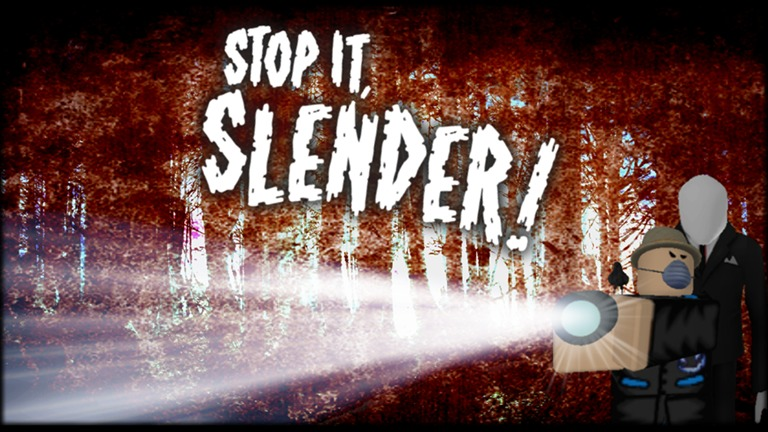Stop it, Slender! 2 | Roblox Wikia | FANDOM powered by Wikia