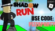 Shadow Run Pizza Party