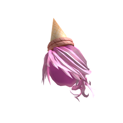 Strawberry Ice Cream Hair Roblox Wikia Fandom