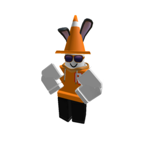 Traffic Cone (Easter 2020)