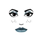 Icicle Fairy Face