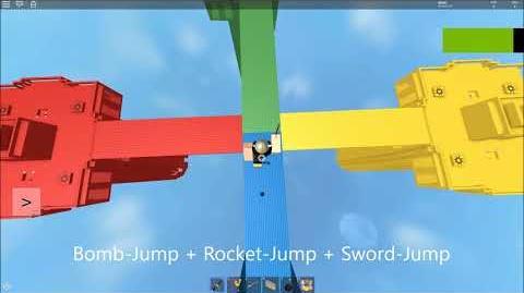 ROBLOX - Doomspire Brickbattle Tricks Tutorial