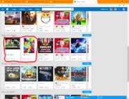 Two scam games in my recomended