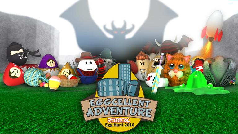 Egg Hunt 2016: Eggcellent Adventure | Roblox Wikia | FANDOM