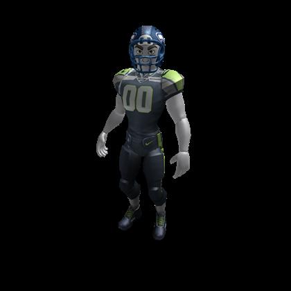 best sneakers 25a84 8e3ed Seattle Seahawks Uniform | Roblox Wikia | FANDOM powered by ...