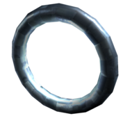 Bluesteel Ring of Olympia