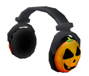 Halloween Headphones Early 1