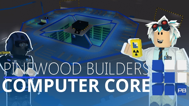 Pinewood Computer Core Roblox Wikia Fandom - roblox launcher error code 6