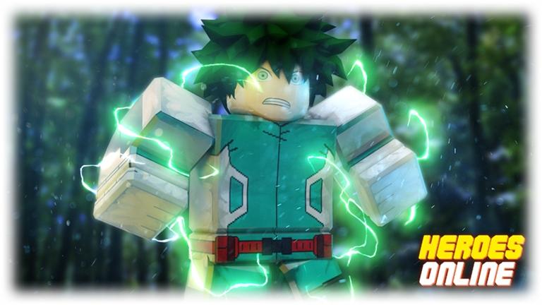 Heroes Online | Roblox Wikia | FANDOM powered by Wikia