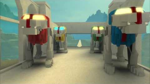 Voltron Legendary Defender ROBLOX Trailer
