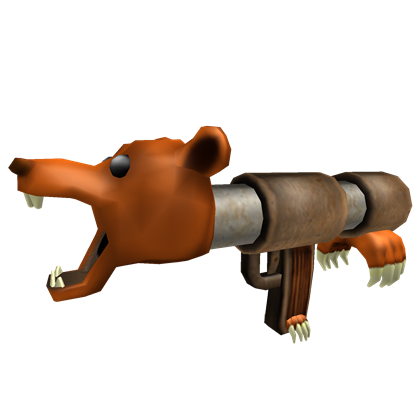 Bear Mine Gun Roblox Wikia Fandom Powered By Wikia