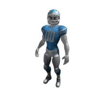 Detroit Lions Uniform