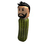 Pickle Ad Guy